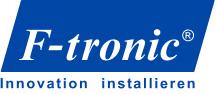 F-tronic Logo